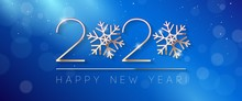 2020 Happy New Year Background...