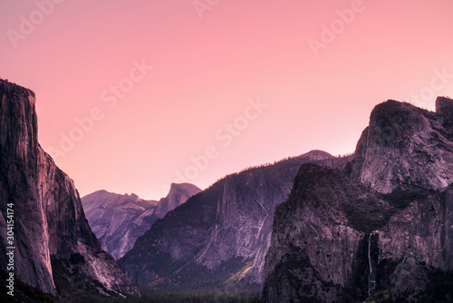 Yosemite Wallpaper Mural