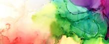 Art Abstract Paint Blots Backg...