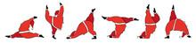 Santa Claus Yoga