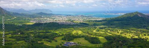 Recess Fitting Green blue Hawaii