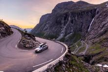 Trollstigen, Romsdalen, Norway...