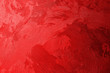 Leinwandbild Motiv Texture of red wall