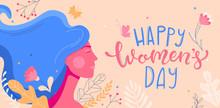 Card For International Women's...