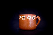 Cup Traditional Clay Mexican H...