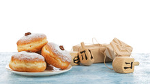 Donuts For Hanukkah, Gifts And...