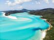 Leinwanddruck Bild - Hill Inlet Australien