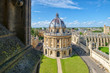 canvas print picture - The University of Oxford