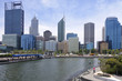 Perth Business District skyline from Elizabeth Que