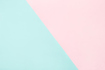 Abstract geometric pastel backgrounds with place for text