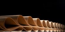 Paper Factory Process Texture ...