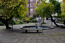 The Fountain In Middle Temple