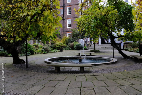 Photo The Fountain in Middle Temple