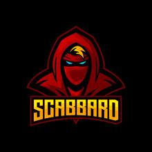 Ninja E Sports Logo Gaming Mas...