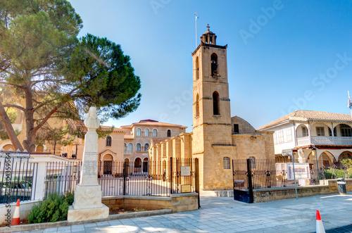 Canvastavla Historical center of South Nicosia, Cyprus