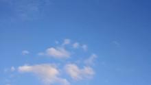 Beautiful Cloudscape Timelapse