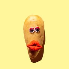 Funny Face Potato, Pop Graphic...