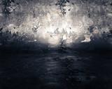 Background  光が効いた背景  幻想的で闇の中の光を思わせる背景画像 - 304401520