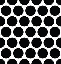 Seamless Polka Dot Pattern In ...
