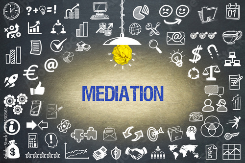 Mediation Wallpaper Mural