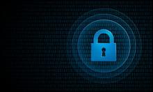Digital Lock With Ripples ''Pu...