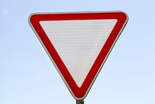 Reflective Automotive Road Sign