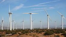 Wind Farm Near Palm Springs
