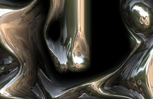 Scifi Abstract Metal