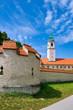 canvas print picture - Kloster Weltenburg, Oberbayern, Bayern, Deutschland