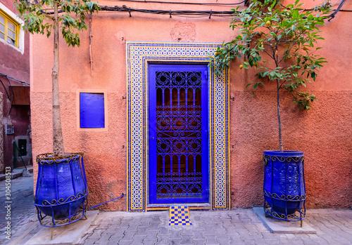 Sightseeing of Morocco Canvas-taulu