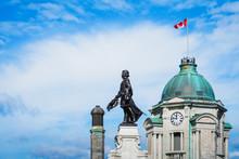 Monument Of Samuel De Champlai...