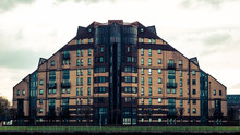 Symmetrical Building