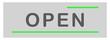open web Sticker Button