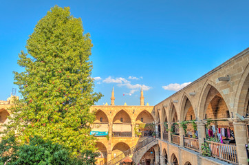 Cyprus, North Nicosia, HDR Image