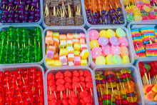 Colored Confectionery For Kids