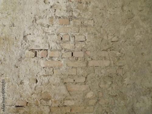 La pose en embrasure Vieux mur texturé sale texture of old wall