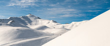 Scenic Valley Of Hilghland Alp...