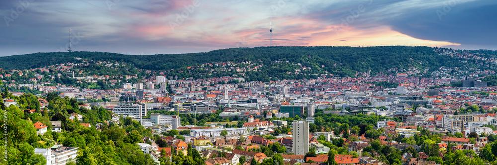 Stuttgart <span>plik: #304726158 | autor: Manuel Schönfeld</span>