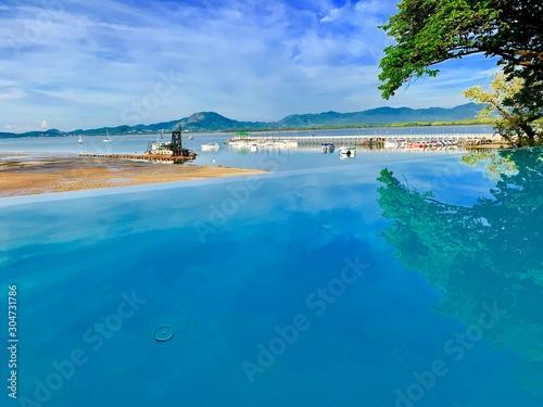 Obraz na plátně tropical beach in phuket