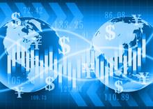 為替取引のイメージ_円対ドル