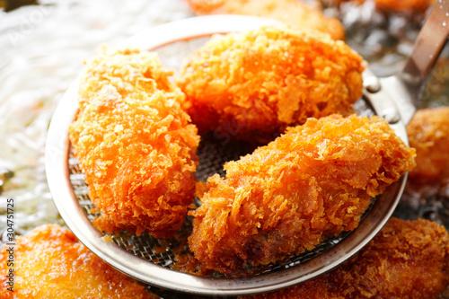 牡蠣フライ