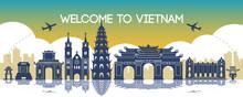 Famous Landmark Of Vietnam,tra...
