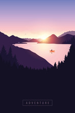 Lonely Canoeing Adventure With...