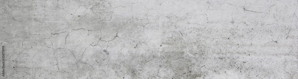 Fototapeta concrete white wall