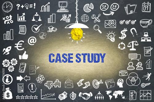 Obraz na plátně Case Study