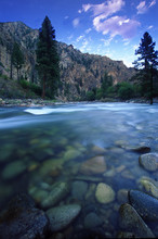 Middle Fork Of The Salmon River, Frank Church Wilderness