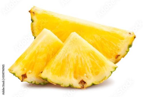 Fototapeta Ananas  zielony-ananas