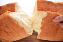 もっちり甘い食パン