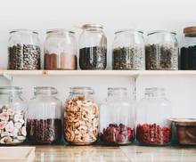 Bulk Foods Storage At Low Zero...