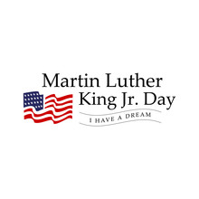 Martin Luther King Jr. Day. Wi...
